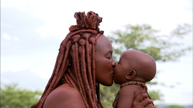 bebe-africain